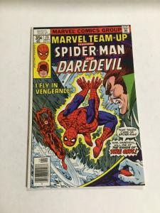 Marvel Team-Up 73 Nm Near Mint