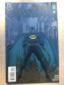 Batman Shadow of The Bat #35