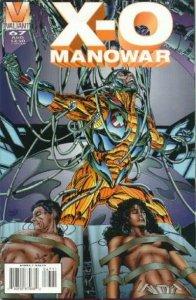 X-O Manowar (1992 series) #67, VF+ (Stock photo)