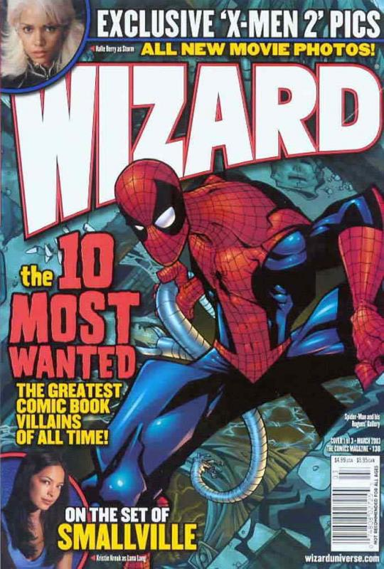 Wizard: The Comics Magazine #138A VF/NM; Wizard | save on shipping - details ins