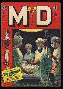 MD #1 VG+ 4.5