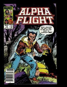Lot of 13 Alpha Flight Comic Books #13 14 15 16 17 18 19 20 21 22 23 24 30 JF4