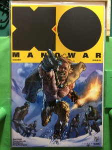 XO Manowar #3 Soldier