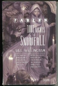Fables: 1001 Nights Of Snowfall-Bill Willingham-Sealed-Hardcover