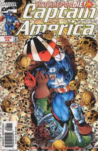 Captain America (3rd Series) #8 VF/NM; Marvel | save on shipping - details insid