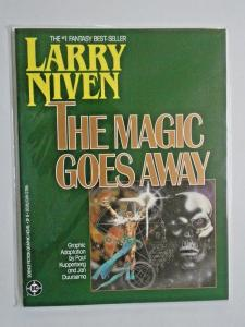 Magic Goes Away #1 - GN graphic novel - see pics - 8.5 - 1986