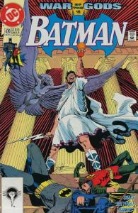 Batman #470 VF/NM; DC | save on shipping - details inside