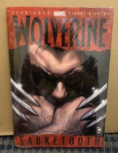 WOLVERINE Graphic Novel SABRETOOTH Marvel *New Sealed (D9)-2