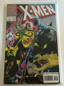 X-MEN: ANNUAL #2  1993 MARVEL / WITH TRADING CARD  / NM  / NEVER READ