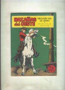 Hazañas del Oeste numero 153: Una estrella de laton (Hernan Gil)