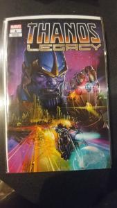 THANOS LEGACY #1 SCORPION COMICS VARIANT BY CLAYTON CRAIN