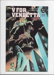 V for Vendetta #8 (1989) FVF 7.0 JW221