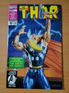 The Mighty Thor #460 Direct Market Edition ~ NEAR MINT NM ~ 1993 MARVEL COMICS