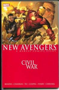 New Avengers: Civil War-Vol 5-Brian Michael Bendis-2007-PB-VG/FN