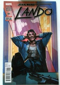 Star Wars Lando #1 Marvel 2015 NM- 1st Printing Comic Book