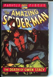 Amazing Spider-Man: The Death Of Gwen Stacy-Stan Lee-1999-PB-VG/FN