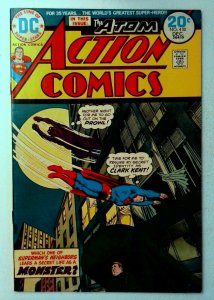 Action Comics #430 DC 1973 VF- Bronze Age 1st Printing Comic Book