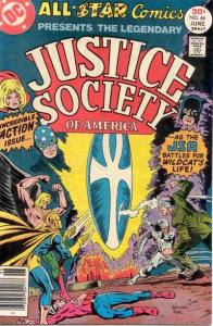 All Star Comics (1940 series) #66, VF- (Stock photo)