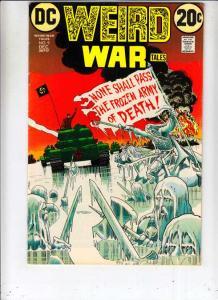 Weird War Tales #9 (Dec-72) VF+ High-Grade
