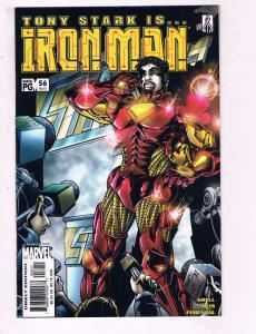 The Invincible Iron Man # 56 VF/NM Marvel Comic Books Avengers Thor Hawkeye SW14