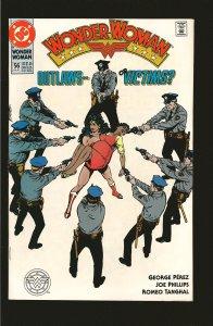 DC Comics Wonder Woman No 56 July 1991