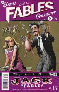 Jack of Fables #35 VF/NM; DC/Vertigo | save on shipping - details inside