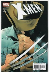 Uncanny X-Men #448 Wolverine November 2004 Marvel Comics