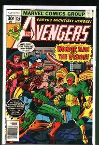The Avengers #158 (1977)