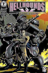 Hellhounds: Panzer Cops #5 VF/NM; Dark Horse | save on shipping - details inside