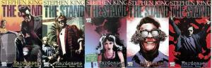 STAND, THE HARDCASES (2008) 1-5  COMPLETE!!!