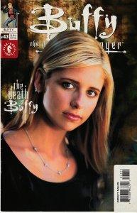 Buffy The Vampire Slayer(1998) # 43,44,45,55,Annual '99