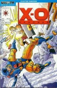 X-O Manowar (1992 series) #8, NM + (Stock photo)