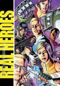 Real Heroes (Image) #2B VF/NM; Image | save on shipping - details inside