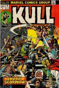 Kull The Conqueror #9 (ungraded) stock photo ID# B-10