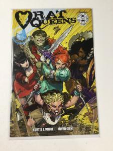 Rat Queens 1 2 Nm Near Mint Image Comics