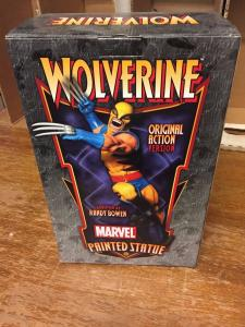 Wolverine Original Action Version Marvel Painted Statue Bowen Designs # 83 TWT1