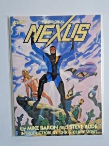Original Nexus #1 First 1st Print GN 4.0 VF (1985)