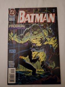 Batman 512 Near Mint  Cover by Kelley Jones