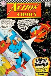 Action Comics #342 (ungraded) stock photo / ID#00E