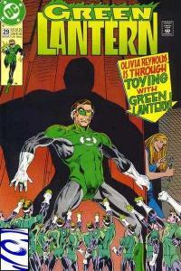 Green Lantern (1990 series) #29, NM- (Stock photo)
