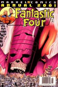 Fantastic Four (1998 series) Annual #2001, NM- (Stock photo)