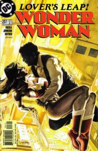 Wonder Woman (2nd Series) #207 VF/NM; DC | save on shipping - details inside
