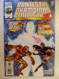 Contest of Champions II #1 (1999)