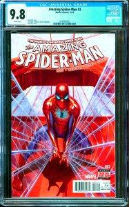 Amazing Spider-Man #2 CGC Graded 9.8