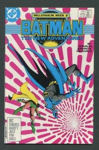 Batman #415 (2nd  Print)  / 9.4 NM  January 1988