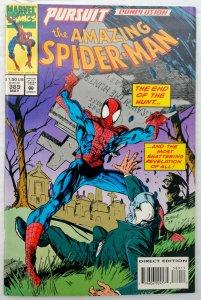 The Amazing Spider-Man #389 (NM-)(1994)