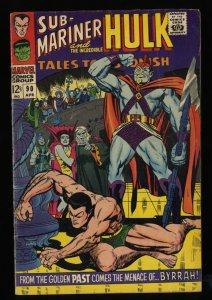 Tales To Astonish #90 VG 4.0 giant ant man hulk 1st Abomination!