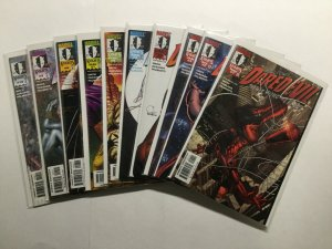 Daredevil 1-103 105 107 110-116 119 501-505 Ann. 1 Saga Lot Run Near Mint Marvel