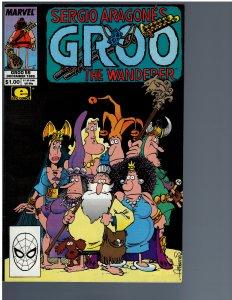 Groo the Wanderer #59 (1989)
