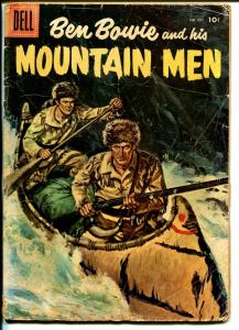 Ben Bowie and His Mountain Men-Four Color Comics #657 1955-Dell-FR